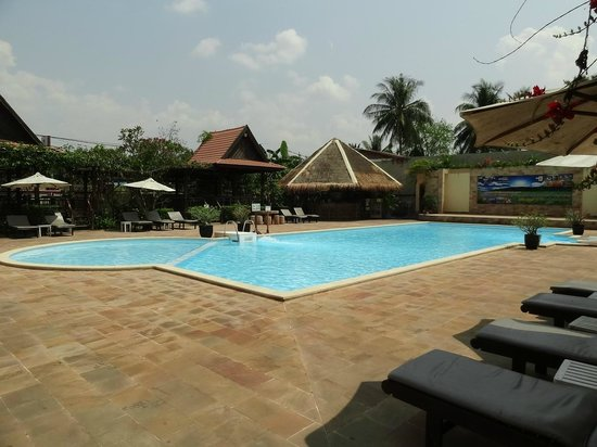 The Khemara Battambang I Hotel: Piscine