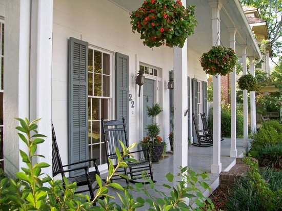 Andrew Morris House Bed and Breakfast : Andrew Morris House Exterior