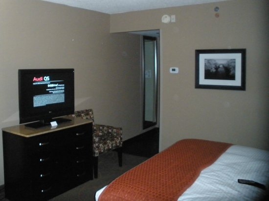 DoubleTree by Hilton Hotel Austin - University Area : Room