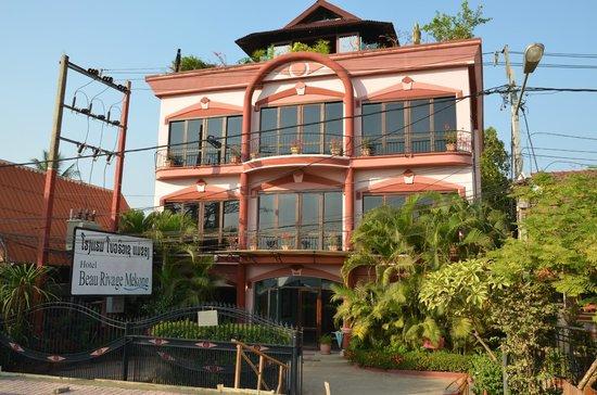Beau Rivage Mekong Hotel: hotel