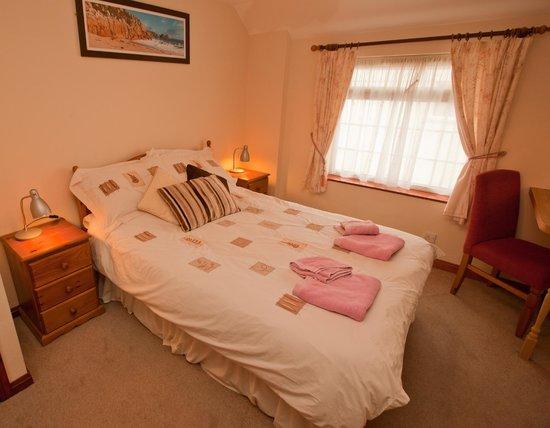Cornishman Inn Tintagel: standard double
