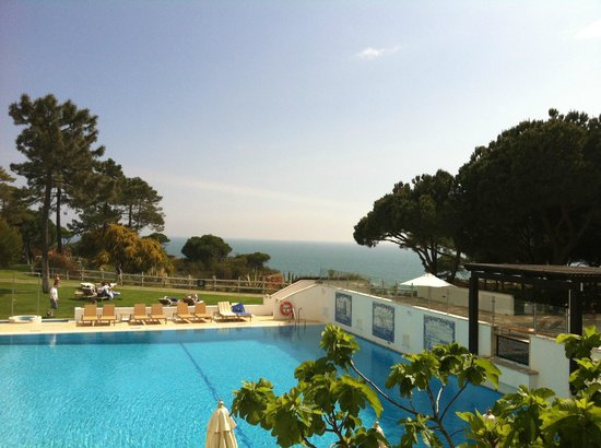 Pine Cliffs Hotel, a Luxury Collection Resort: Seaview Ende März