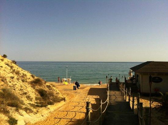 Pine Cliffs Ocean Suites: Zugang zum Strand