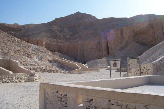 Valle de los Reyes: Долина Царей