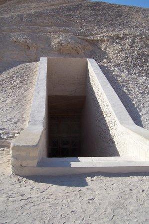 Valley of the Kings: Вход в гробницу