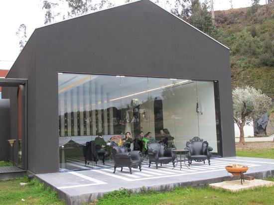 HD - Duecitania Design Hotel: Bar