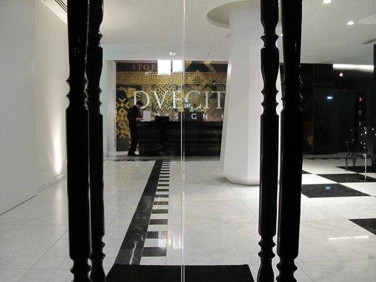 HD - Duecitania Design Hotel: Lobby