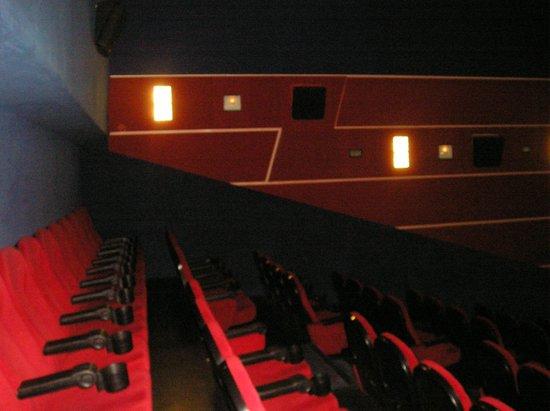 Cines IMF Torrevieja: Sala