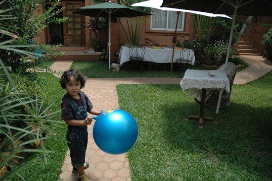 Ariandro: jardin