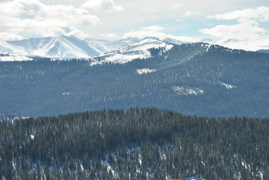 Vail Mountain Resort : Spectacular views from the top