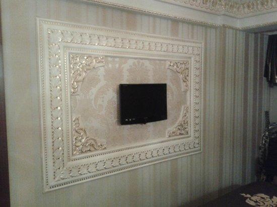 Deluxe Golden Horn Sultanahmet Hotel: PDC