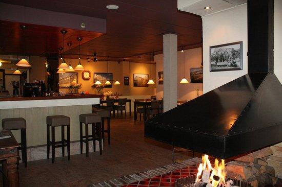 Hotel Saint Vincent : Restaurant
