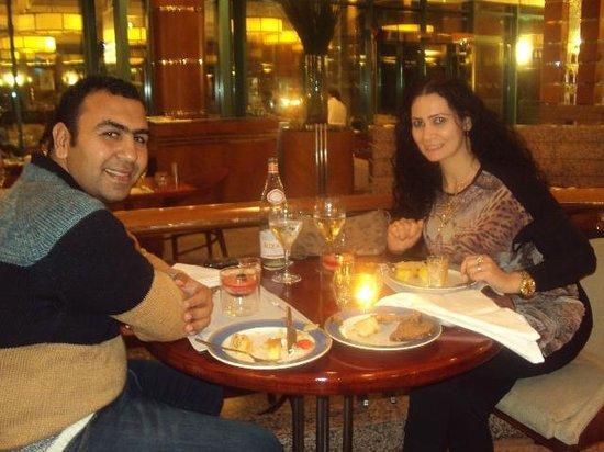 Hilton Dubai The Walk: Dine at Oceana