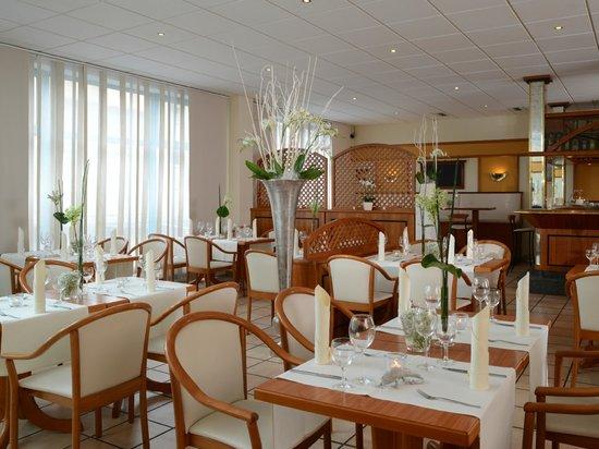 Hotel Residenz Oberhausen: Restaurant
