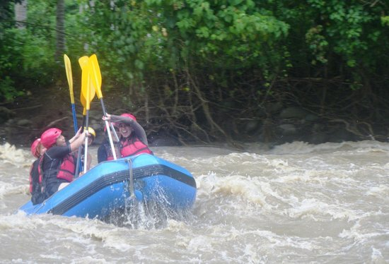 Davao Wildwater Adventure: Another High Five