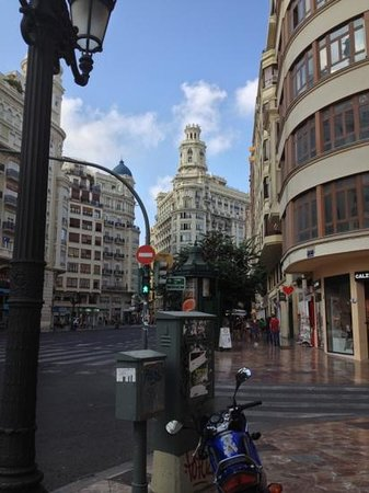 Valence, Espagne : city street