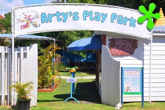 Arty's Play Park
