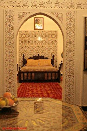 Chambre coucher dans le palais salam picture of palais salam taroudant tripadvisor for Les chombre a coucher