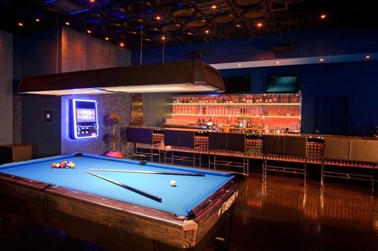 Chalk Ping Pong and Billiards Lounge