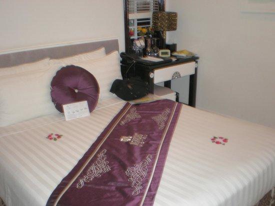 Hanoi Meracus Hotel 1: ダブルルーム