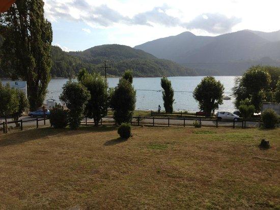 Hotel Rucapillan: Lago Panguipulli