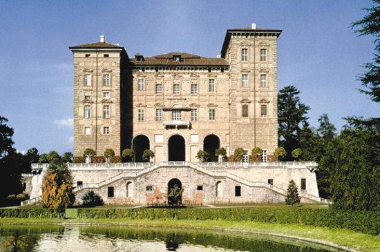 Province de Turin, Italie : Castello di Agliè