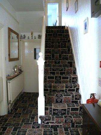 Merriedale Guest House: Hallway
