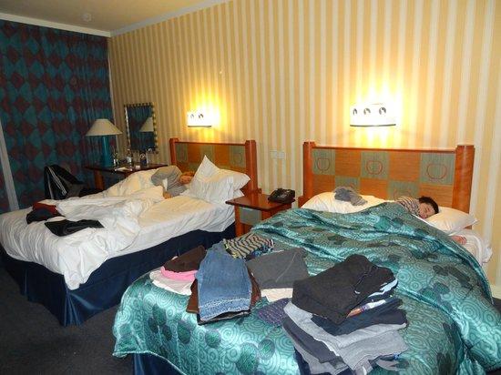 La Chambre Classique 3 Picture Of Disney S Hotel New York Chessy