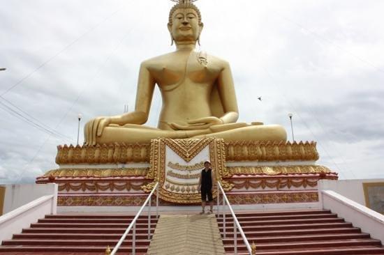 Nakhon Sawan, Thailand: Wat Kiriwong