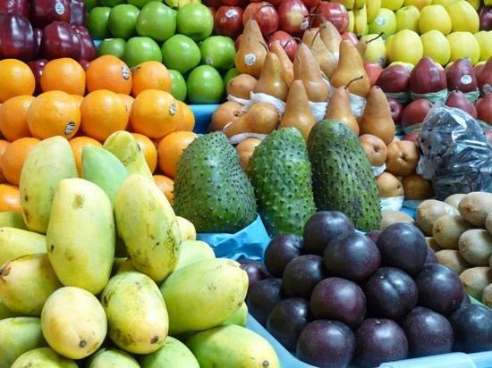 Mercado de San Juan : A Great Selection of Fruits andVegetables