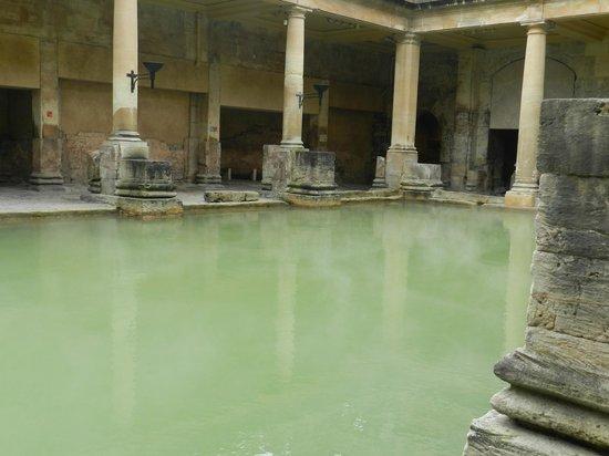 Baños Romanos De Bath:Baños romanos: fotografía de Museo de las Termas Romanas, Bath