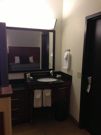 Hyatt Place Nashville/Opryland: 2 Night Stay - Nice vanity