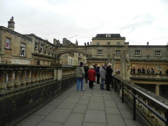 Baños Romanos En Bath:Baños romanos en Londres – Bild von Roman Baths Museum, Bath