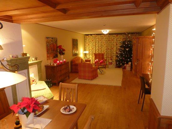 Arlberg Hospiz Hotel: Weihnachten im Hospiz
