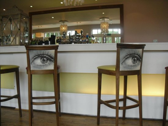 Bannatyne Spa Hotel: The bar