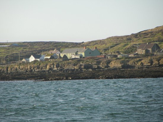 Tigh Fitz from the Ferry
