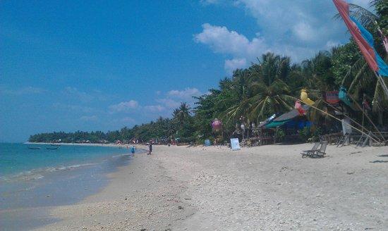 Isara Lanta: klong khong beach