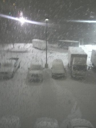 Extended Stay America - Secaucus - Meadowlands: it was one snowy night