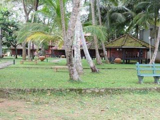 Manahara Cabanas: i bungalows in muratura