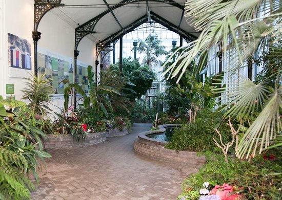 203434a2fe87 Winter Garden Conservatory - Picture of Pavilion Gardens, Buxton ...