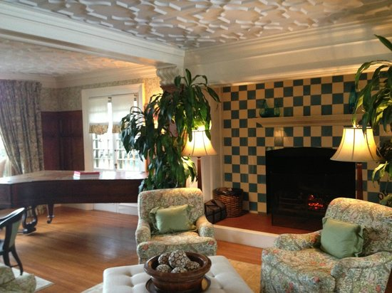 East Hampton, État de New York : Living room