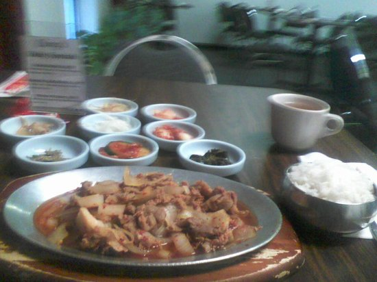 Chong S Korean Restaurant San Antonio Far West Side