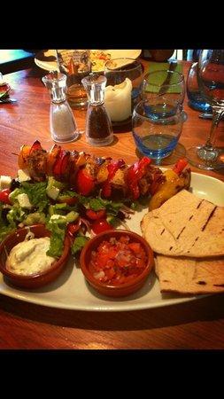 Ego Mediterranean Restaurant - Stockton Heath: Yummy!