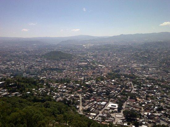 El Picacho: Tegucigalpa