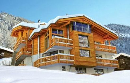Chalet Angelina: Angelina is located on the first floor of the Chalet Arctis building