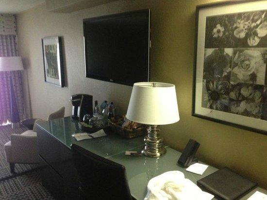 Le Montrose Suite Hotel: le montrose