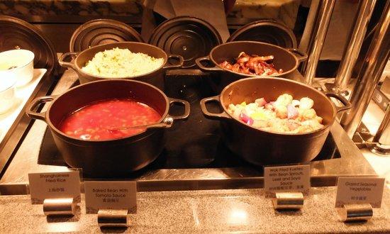 Waldorf Astoria Shanghai on the Bund: Breakfast