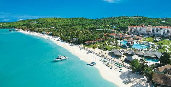 Sandals Grande Antigua Resort Amp Spa Saint John Parish