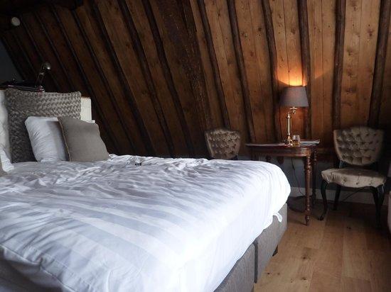 Boutique Hotel Huys van Leyden: inside the room