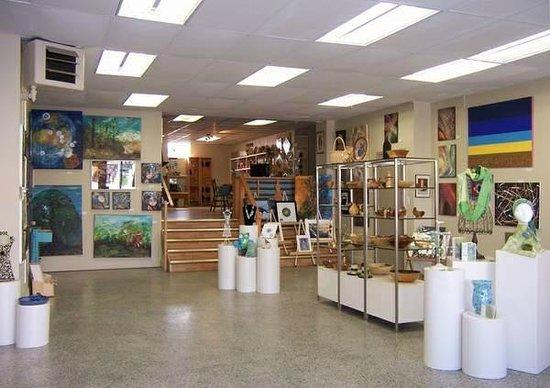 Back Room Gallery Artists' Co-op